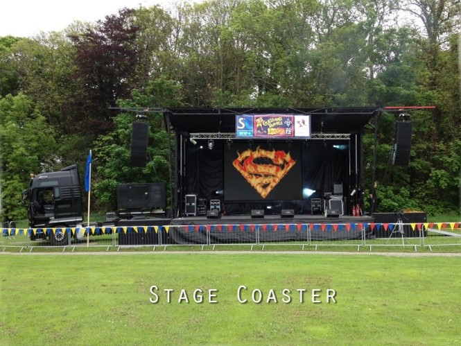 Mobile stages AVC