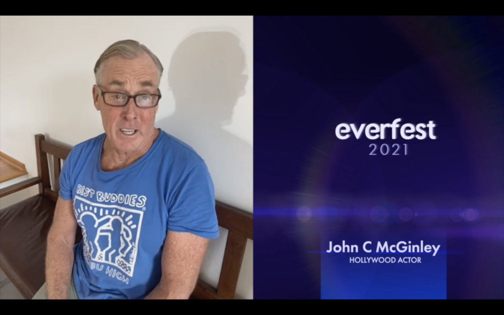 Everseen Virtual Conference with actor John C McGinley